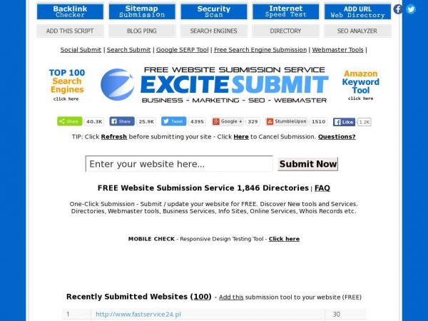 excitesubmit.com